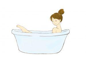 お風呂でながら体操