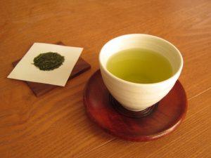 緑茶 ダイエット 美肌