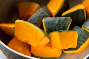 美肌 食べ物 かぼちゃ
