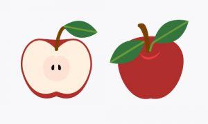 ファイトケミカル ポリフェノール 美肌 りんご