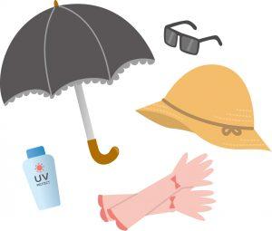 毛穴悩み 毛穴対策 紫外線予防