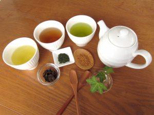 美肌 抗糖化 緑茶