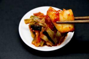 発酵食品で美肌に 白菜キムチ