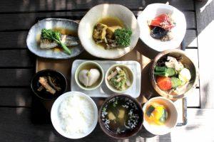 美肌 栄養セラピー 健康的な食事