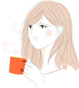 美肌になるハーブティー 柿の葉茶 ウコン茶