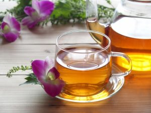 ダイエット 便秘に効くハーブティー サラシア茶