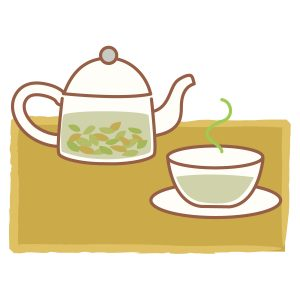 冷え性改善 健康茶 ヨモギ茶