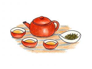 抗アレルギー 美肌 健康茶 シジュウム茶