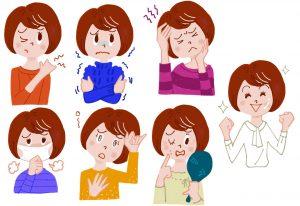 更年期障害 ホルモン補充療法 漢方薬