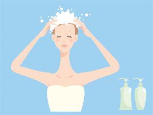 50代女性 髪の悩み 白髪 薄毛 シャンプー