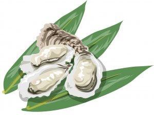 糖化 酸化 食べ物 牡蠣