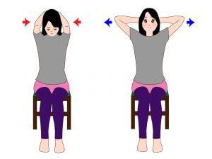 更年期 女性ホルモン 頭痛 ストレッチ