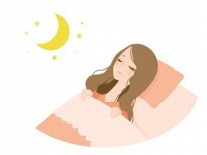 50代女性におすすめ 空腹 若返り 美肌 健康 睡眠 成長ホルモン