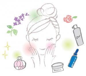 化粧品 成分浸透 セラミド 角質層