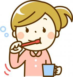 50代女性 口臭 更年期女性 ドライマウス 歯磨き