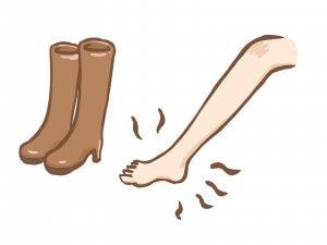 足の臭い 対策 イソ吉草酸