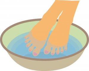 足の臭い 対策 イソ吉草酸 重曹で洗う
