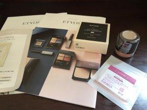 ETVOS ミネラルファンデーション 使用感 自然派化粧品