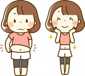 50代女性 内臓脂肪 お腹ぽっこり ダイエット 筋トレ