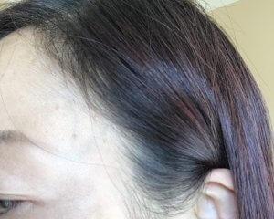 50代女性 白髪染め ヘナカラー ナチュラルバランス ラジャスタンヘナ