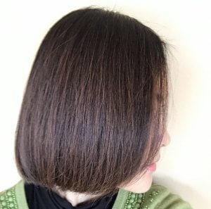 B.C.A.DのHAIR リペアミルク 50代女性 美髪 洗い流さないトリートメント