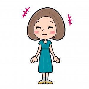 50代女性 良い姿勢 笑顔の筋トレ マイナス5歳 スマホブス