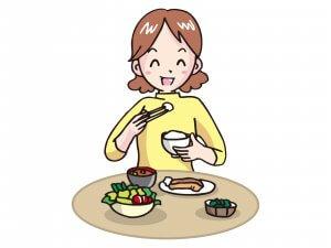 50代女性 30回噛む 唾液分泌 若返り 健康