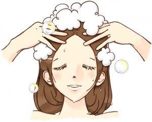 50代女性 頭皮マッサージ 薄毛ケア 美肌