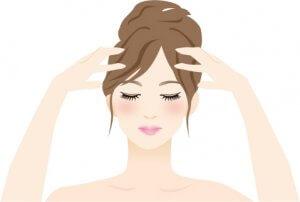 50代女性 頭皮マッサージ 美肌つくり 薄毛ケア