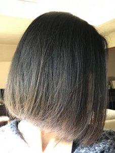 50代女性 白髪染め ヘナ染め 染め方 染め上がりの色