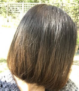 50代女性 白髪染め ヘナ染め ラジャスタンヘナ