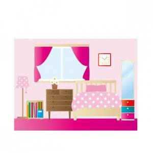 50代女性 女性ホルモン増やす 薄毛予防 ピンクの部屋