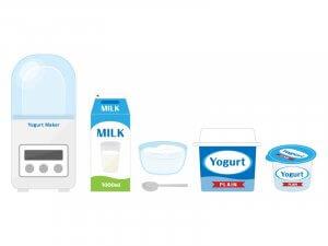 50代女性の健康に発酵乳とヨーグルト
