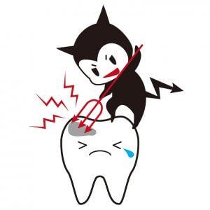50代の女性の歯磨き 虫歯の原因