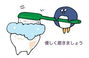 50代の女性の歯磨き 歯磨きの方法