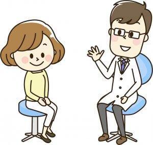 50代女性 口内炎 耳鼻咽喉科