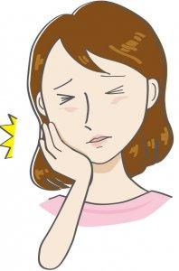 50代女性 口内炎に似た病気