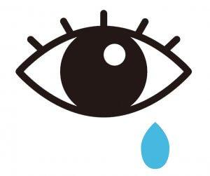 50代女性 眼精疲労 ドライアイ 涙のはたらき